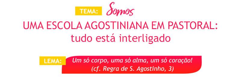 Tema Lema Mesagostiniano2021